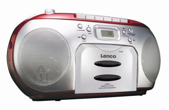 Lenco SCD-420RD CD-raadio