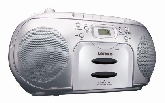 Lenco SCD-420SI CD-raadio