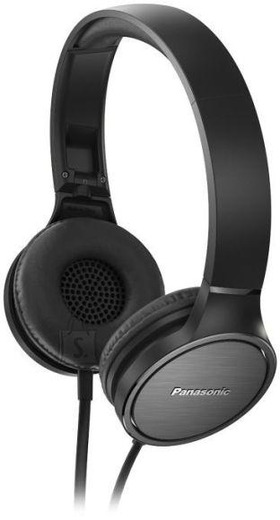 Panasonic RP-HF500ME-K kõrvaklapid
