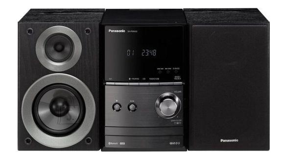 Panasonic SC-PM600EG-K mikromuusikakeskus