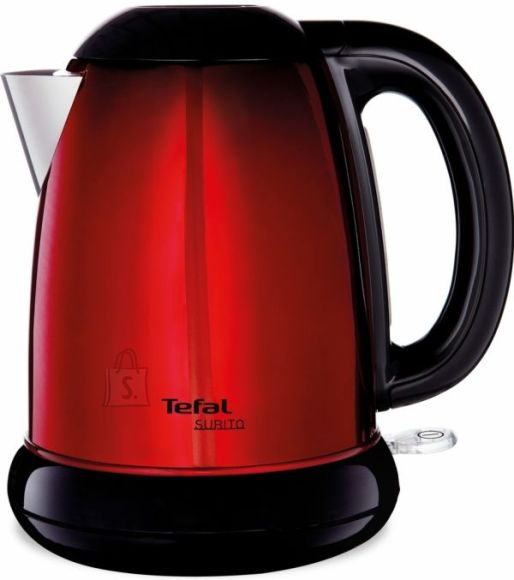 Tefal Veekeetja TEFAL KI160511, punane/must