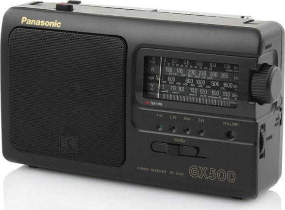 Panasonic Raadio PANASONIC RF-3500E9-K