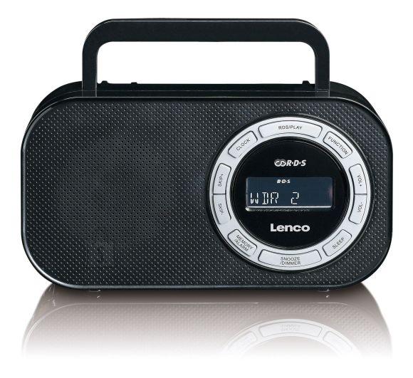 Lenco Kaasaskantav FM raadio LENCO PR2700