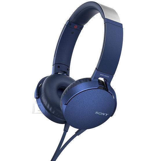 Sony MDRXB550APL.CE7 kõrvapealsed kõrvaklapid