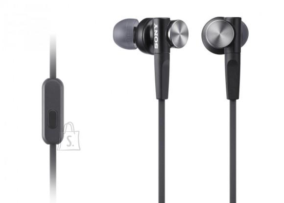 Sony MDRXB50 kõrvasisesed kõrvaklapid