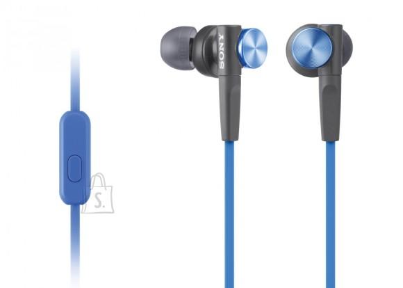 Sony Kõrvasisesed kõrvaklapid Sony MDRXB50, sinine