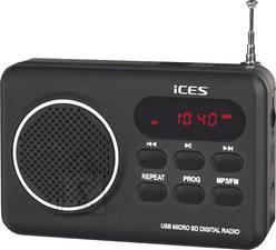 Lenco IMPR-112 kaasaskantav raadio