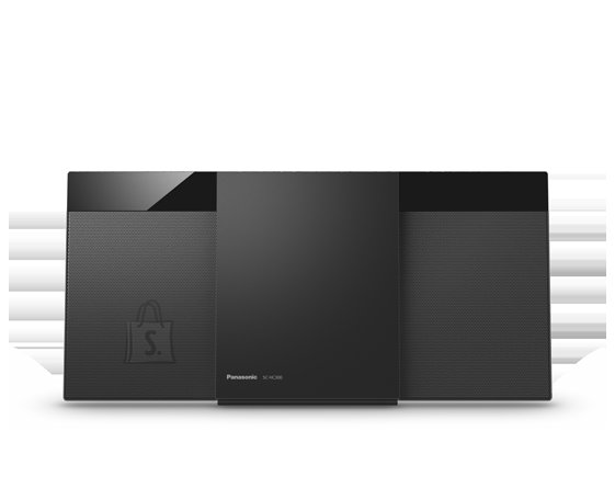 Panasonic SC-HC300EG-K mikro-muusikakeskus