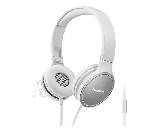 Panasonic Kõrvapealsed kõrvaklapid Panasonic RP-HF500ME-W, valge