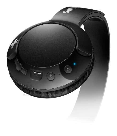 Philips Juhtmevabad kõrvaklapid Philips SHB3075BK/00, must