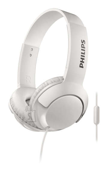 Philips Kõrvapealsed kõrvaklapid Philips SHL3075WT/00, valge
