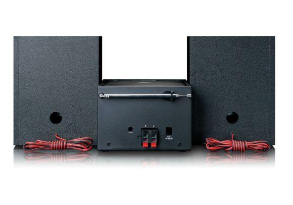 Lenco Mikromuusikakeskus Lenco MC-250BK, DAB+ ja internetiraadioga