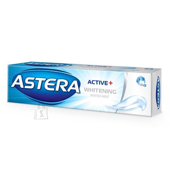 Astera valgendav hambapasta talvine mint 150 ml
