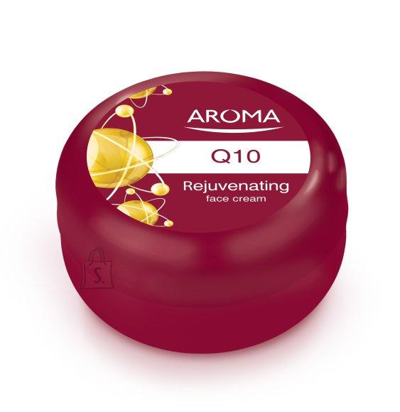 Aroma Q10 nahka uuendav päevakreem 75 ml