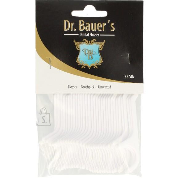 Dr. Bauers Dr. Bauer´s hambavahede puhastajad 32 tk.