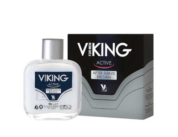 Viking raseerimisjärgne palsam normaalsele nahale 95 ml