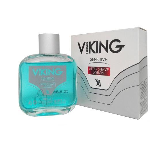 Viking raseerimisjärgne losjoon tundlikule nahale aaloe Ja mentooliga 100 ml