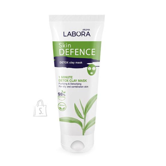 Aroma Labora Skin Defence 1 minuti detox savimask 75 ml