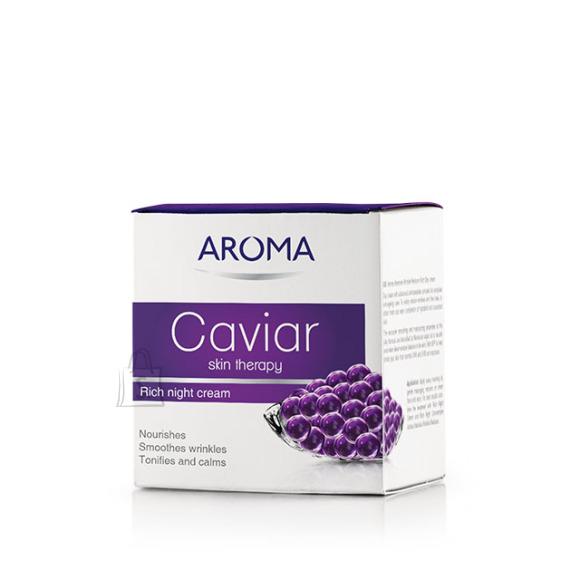 Aroma kaaviari öökreem vananevale nahale 50 ml