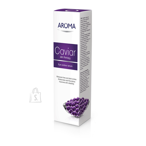 Aroma Kaaviariga silmaümbruskreem 15 ml