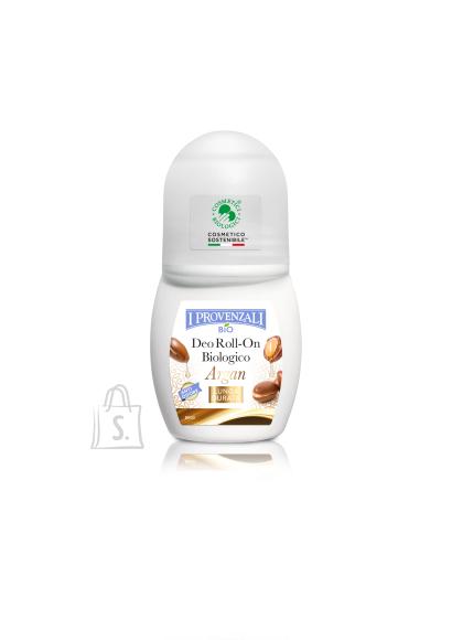 I Provenzali Bio I Provenzali Argan orgaaniline rulldeodorant 50ml