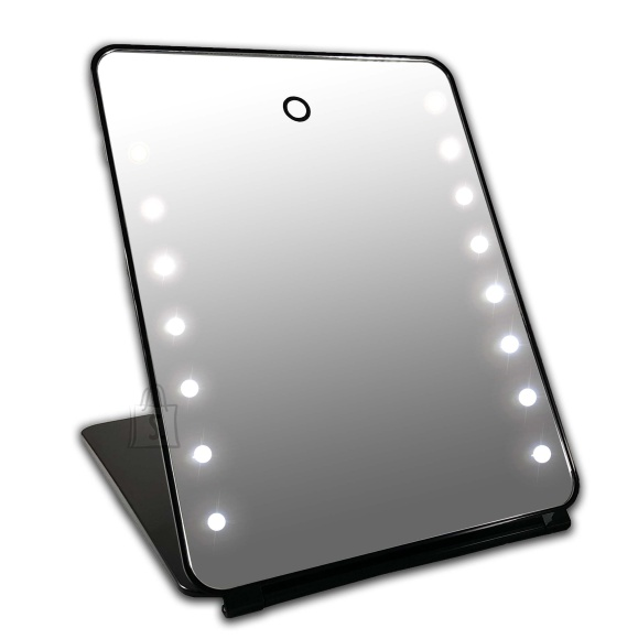 Gerard Brinard Stiilne Meigipeegel I-Pad 16 X LED valgusega (25x19x2 cm)