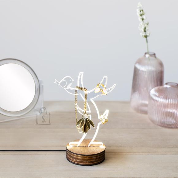 Balvi Ehetehoidja ja Valguspuu Led lamp (19,5x13x8,5 cm)