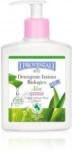 I Provenzali Bio I Provenzali Aaloe orgaaniline intiimpesuvahend 200ml