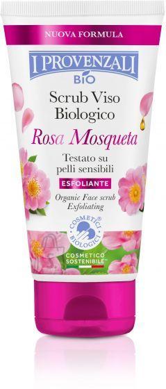 I Provenzali Bio Rosa Mosqueta orgaaniline näokoorija 75ml