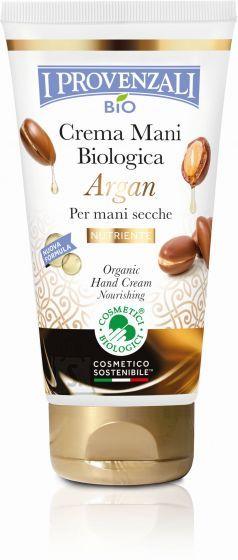 I Provenzali Bio Argan orgaaniline kätekreem 75ml