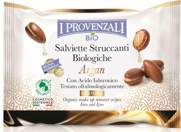 I Provenzali Bio I Provenzali Argan orgaanilised meigieemalduslapid 20 tk.