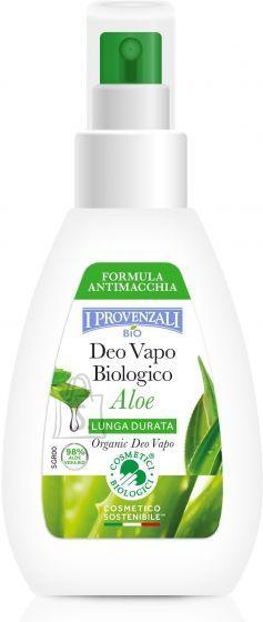 I Provenzali Bio I Provenzali Aaloe orgaaniline deodorant pihustiga 75ml
