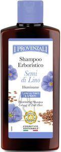 I Provenzali Linaseemne šampoon värvitud ja kahjustatud juustele 250ml
