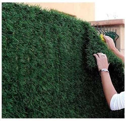 Kunsthekk rullaed (1,5 x 3 m) rõdu või aianurga privaatsuse loomiseks