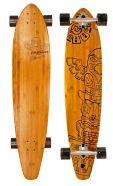 Nijdam pikamaasõidu rula 106 cm kicktail Bamboo Totem Triumph