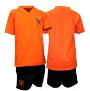 Noorte jalgpallisärk + püksid