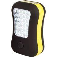 Abbey Camp taskulamp LED pirnidega