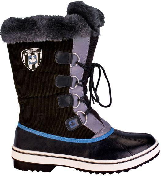 Winter-Crip naiste talvesaapad Ribcord Trotter