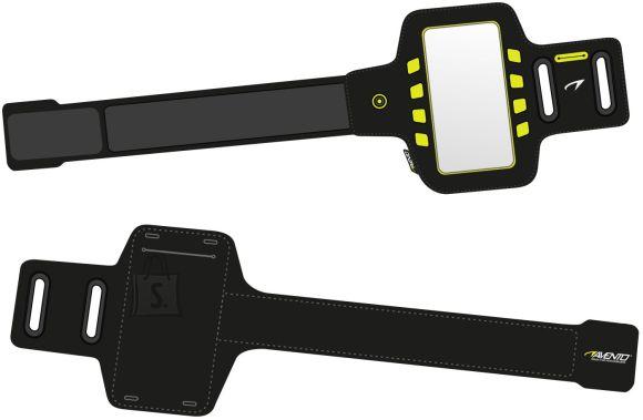 Avento mobiilikott käsivarrele LED tuledega