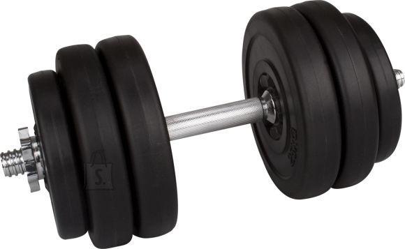 Avento hantel reguleeritav 2.5 - 15kg