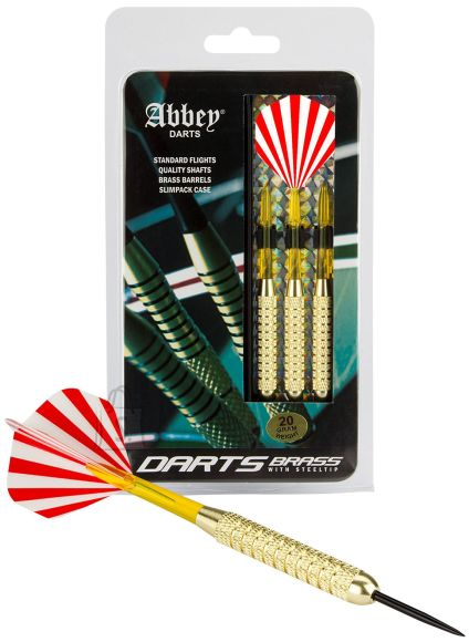 Abbey® Darts noolemängu nooled 52BU