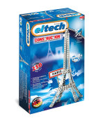 Eitech konstruktor Eiffeli torn
