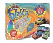 RenArt viltpliiatsid Blendy Pens Blasta garaaž 12-värvi