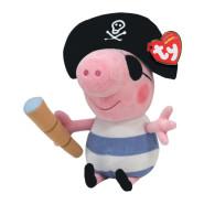 Peppa Pig mereröövel George/Põssa Priidik 14 cm