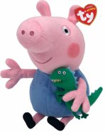 Peppa Pig põrsas George/Põssa Priidik 23 cm