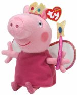 Peppa Pig printsess Peppa 23 cm