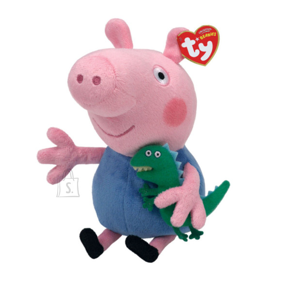 Peppa Pig põrsas George/Põssa Priidik 14 cm