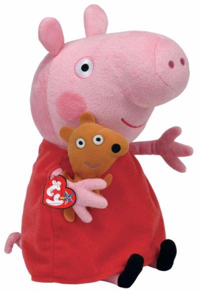 Peppa Pig põrsas Peppa 23 cm