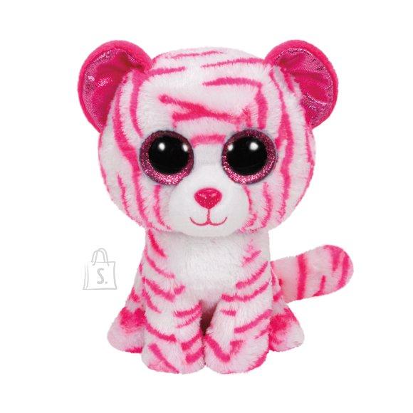 TY mänguloom valge-roosa tiiger Asia