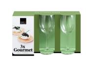 Royal Leerdam veiniklaasid Gourmet, 3 tk, 33 cl